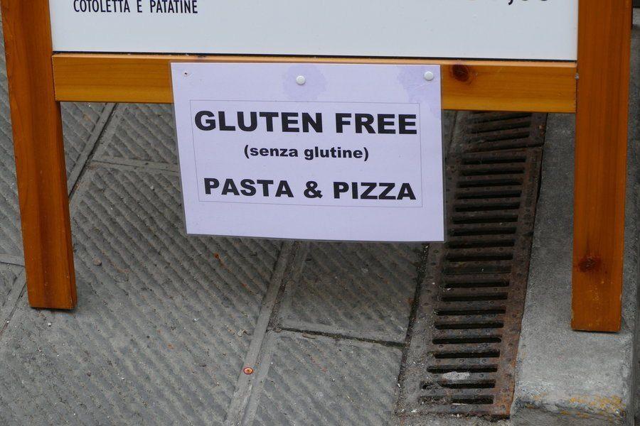 Gluten free lucca