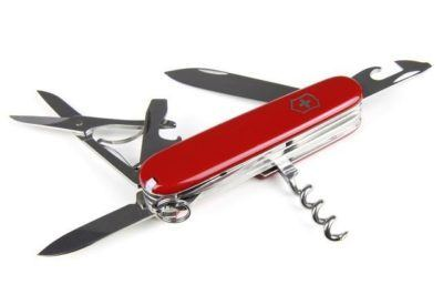 travel gadget swiss army knife