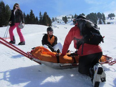 best travel insurance covers medical treatment on a ski slope