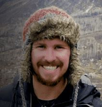 face shot of Will Hatton of The Broke Backpacker who supports World Nomads Travel Insurance