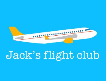 Jacks Flight Club logo