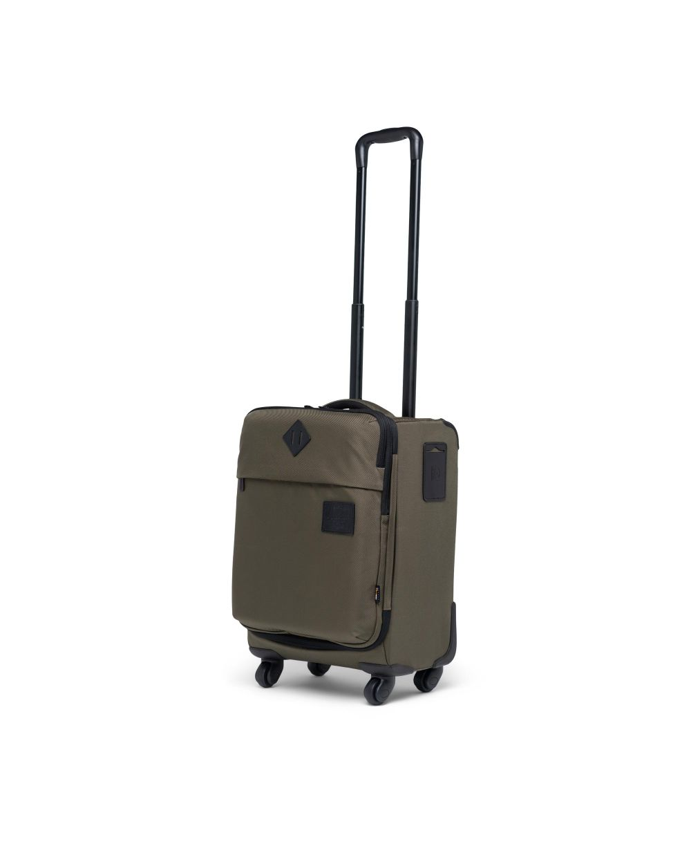 Herschel highland carry on luggage in brown