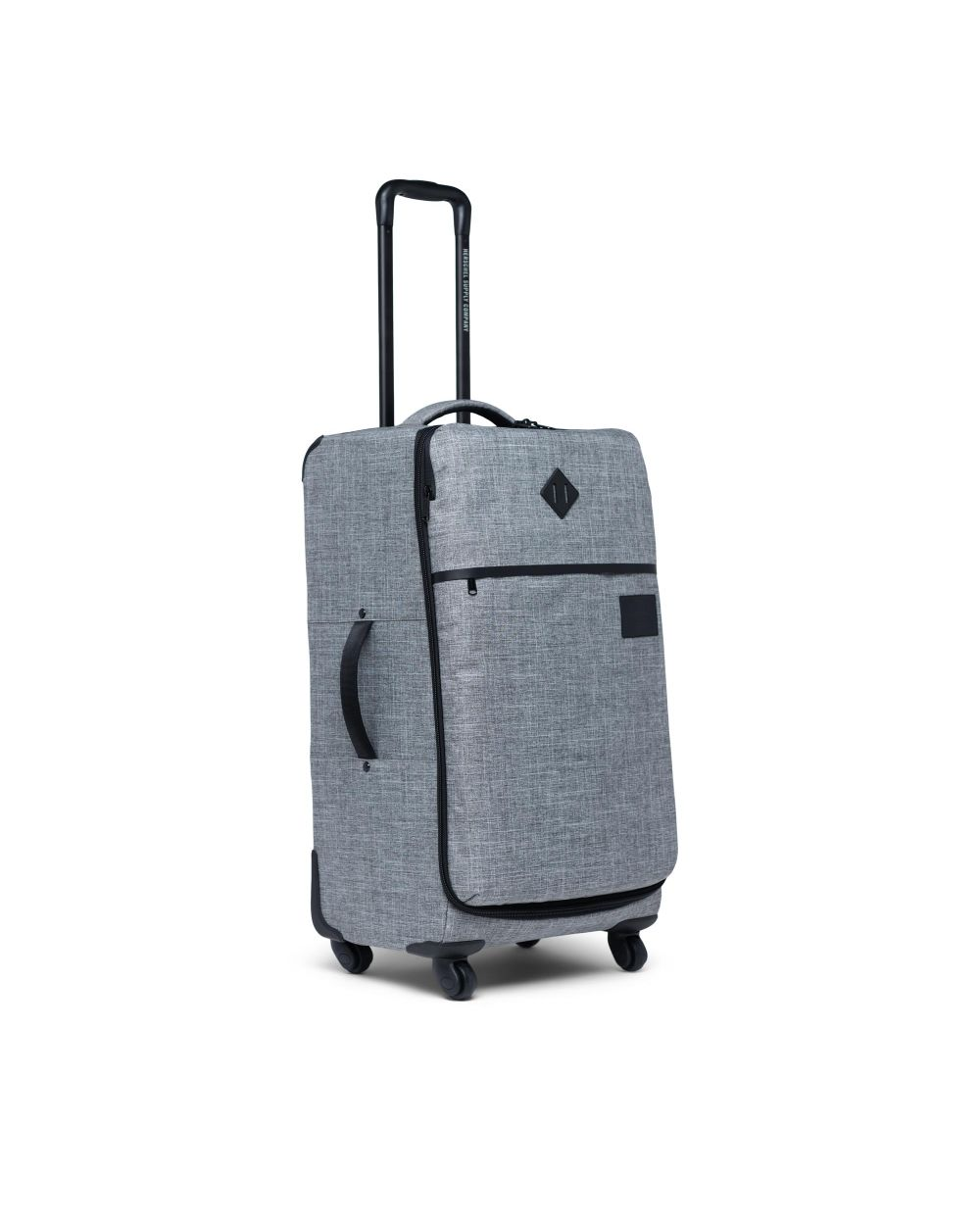 Herschel highland luggage medium in grey