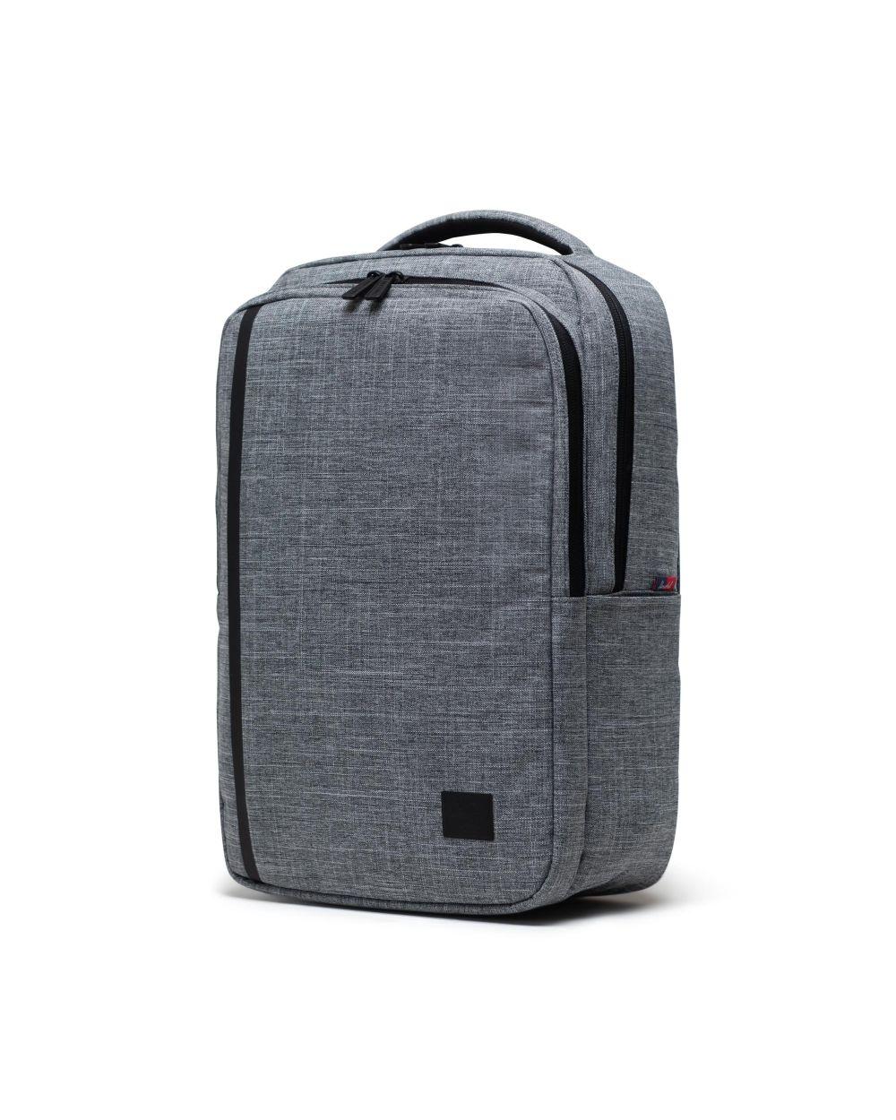 Herschel travel daypack in grey
