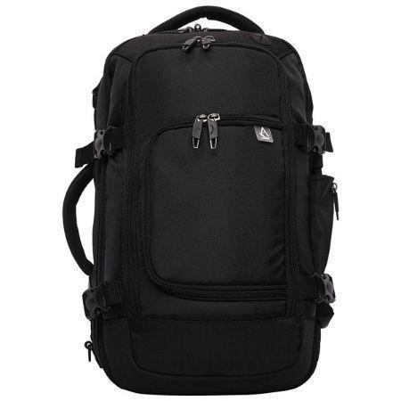 Aerolite flight backpack in black